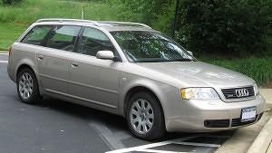Audi A6 Youngtimer